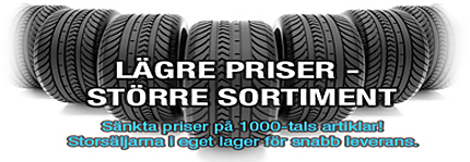 Billiga Goodyear EfficientGrip Performance