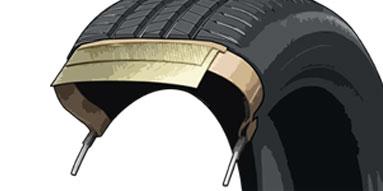 Bridgestone Turanza T005 Stomme