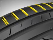 Dunlop Sport BluResponse kort bromsstracka