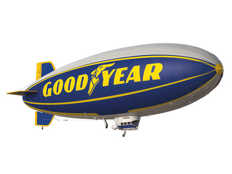 Goodyear zeppelinare
