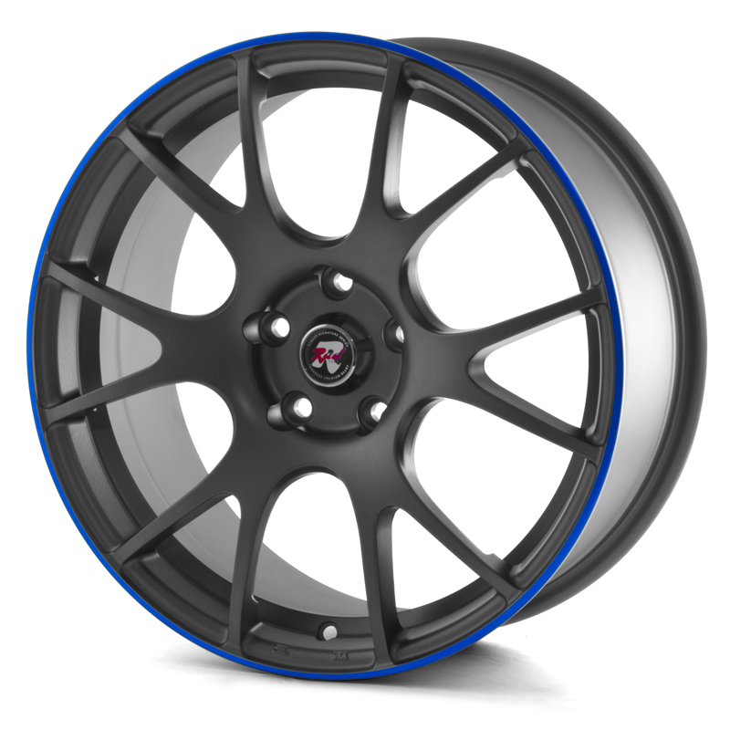 Rad Tech 121 Graphite BlueStripe
