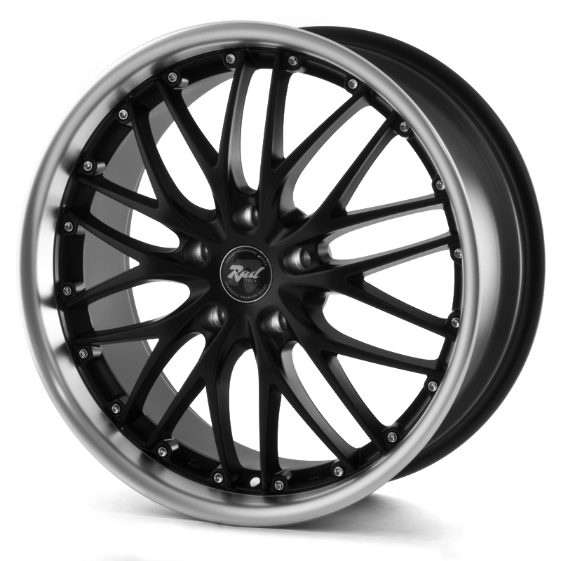 Rad Tech 185 Matt Black