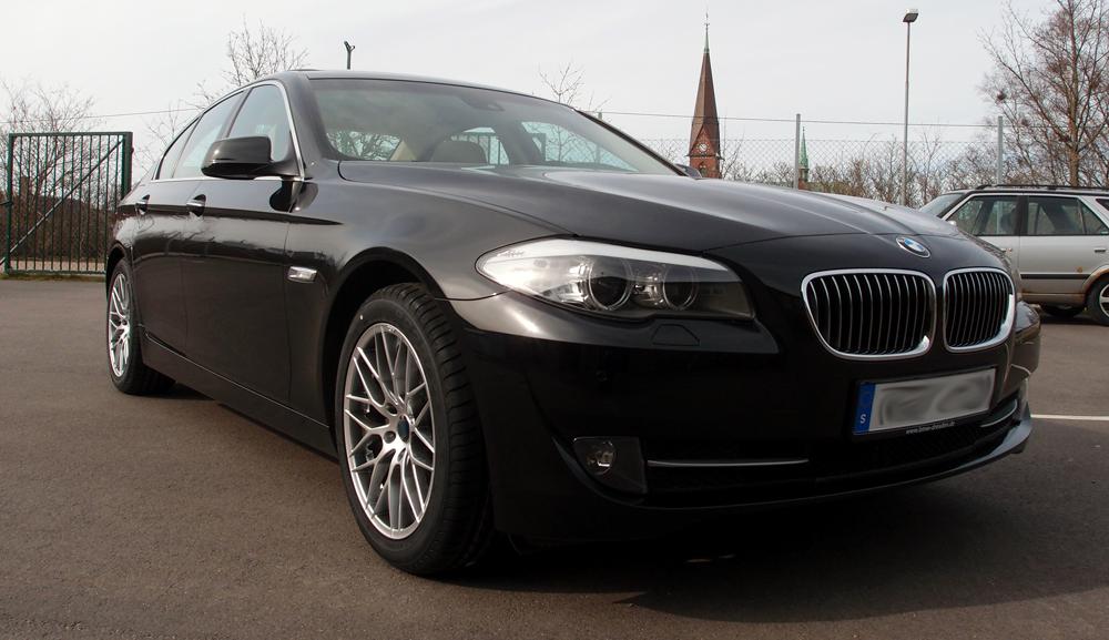 AEZ Antigua monterat på BMW 5-Serie
