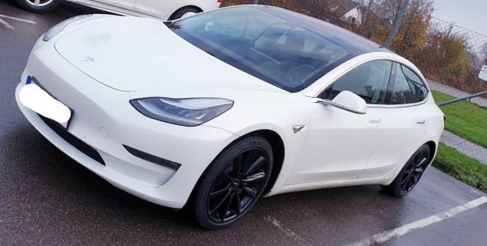 Fälgar till Tesla