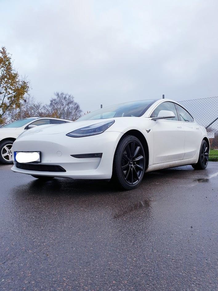 Tesla Model 3 fälgar