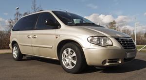 Chrysler med RC15 fälgar