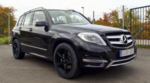 Mercedes med Oxxo Carpo fälgar